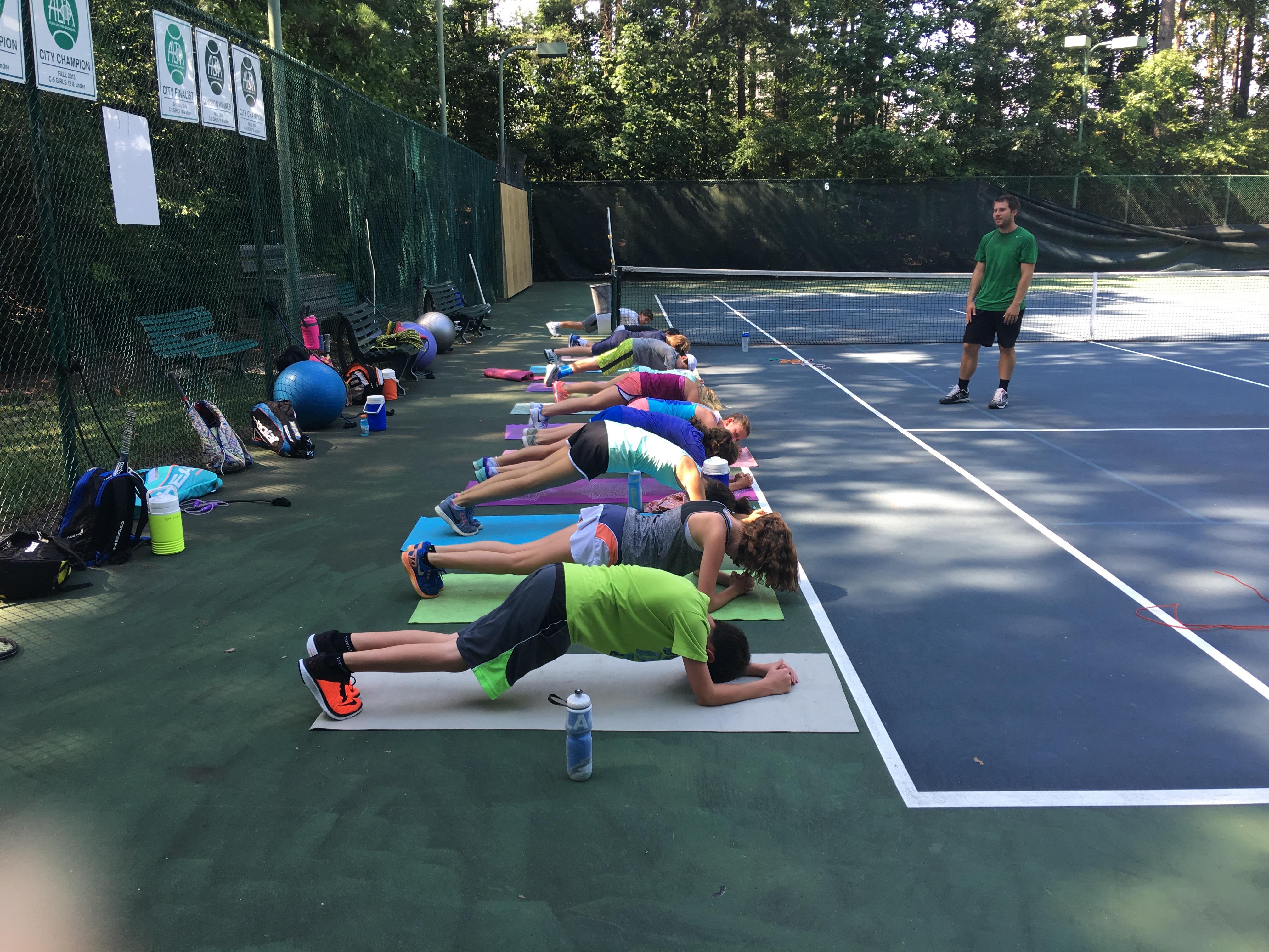 Tennis Arukat Academy